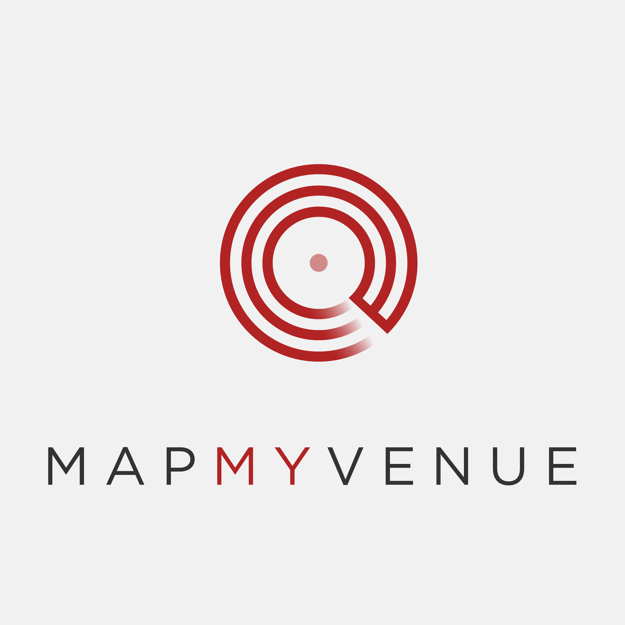 Map My Venue Logo